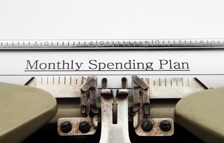 Mapping Out Spending
