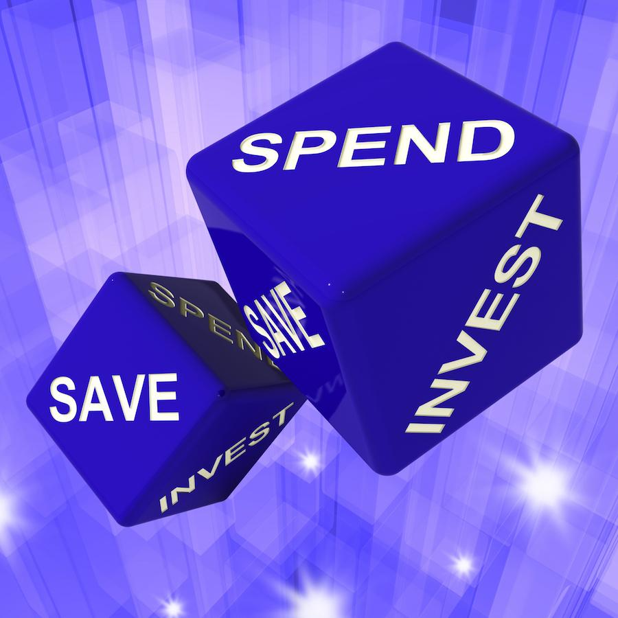 Three Buckets: Saving & Spending