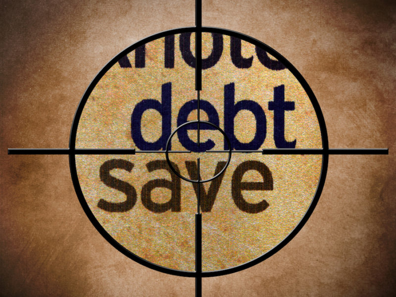 breaking up with debt