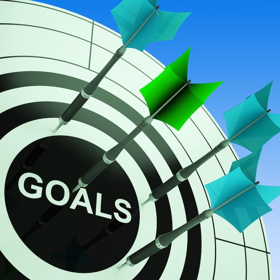 financial goals review
