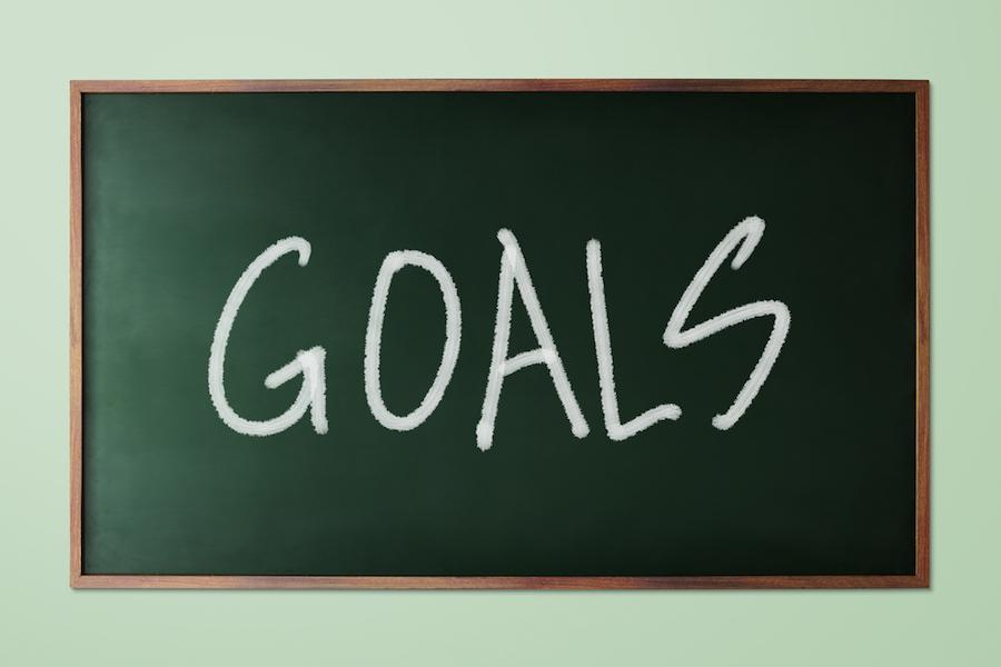 financial goals change