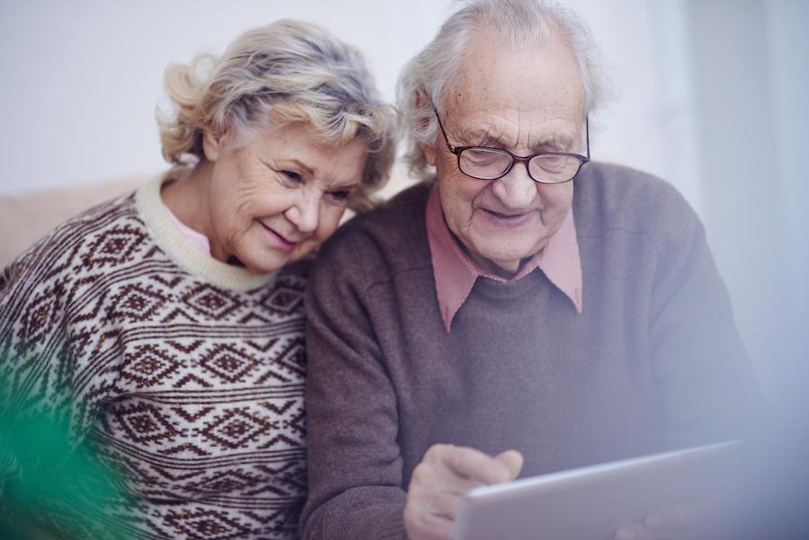 helping elderly parents