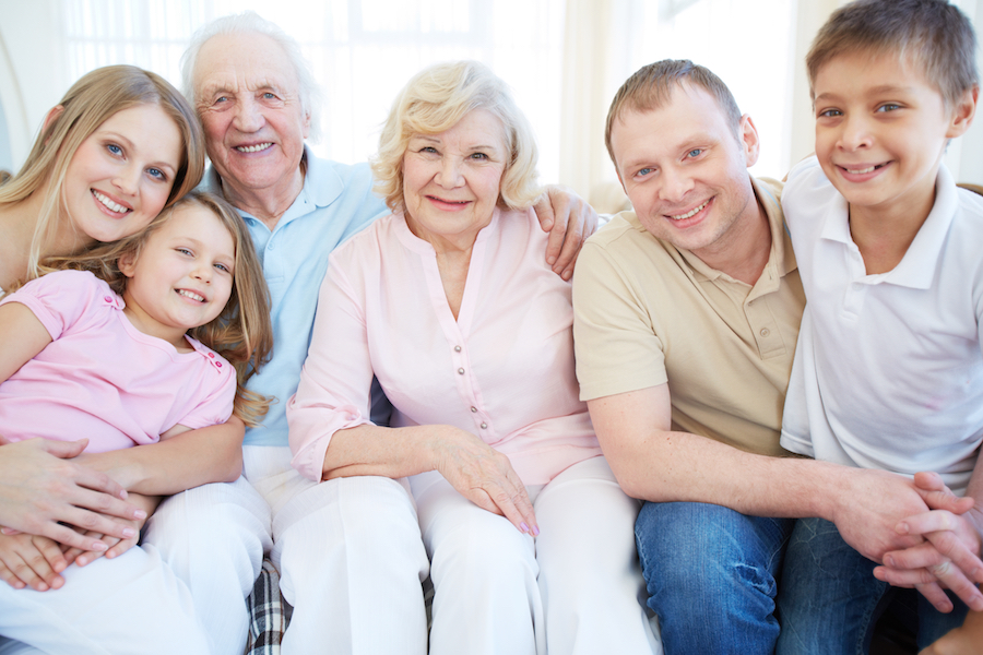 the talk with elderly parents
