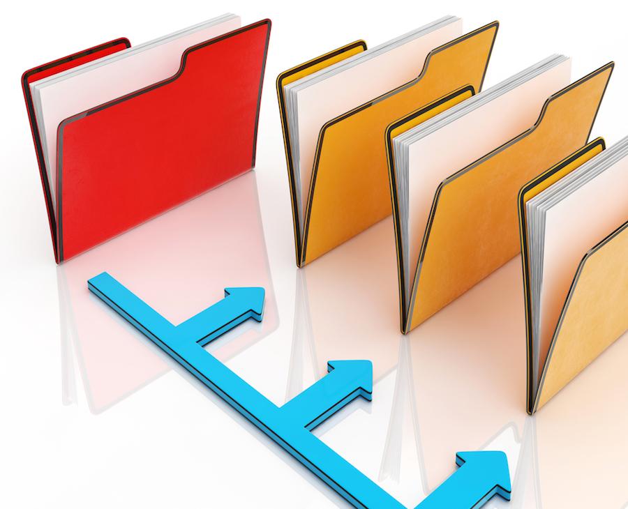 Hard Copy Files