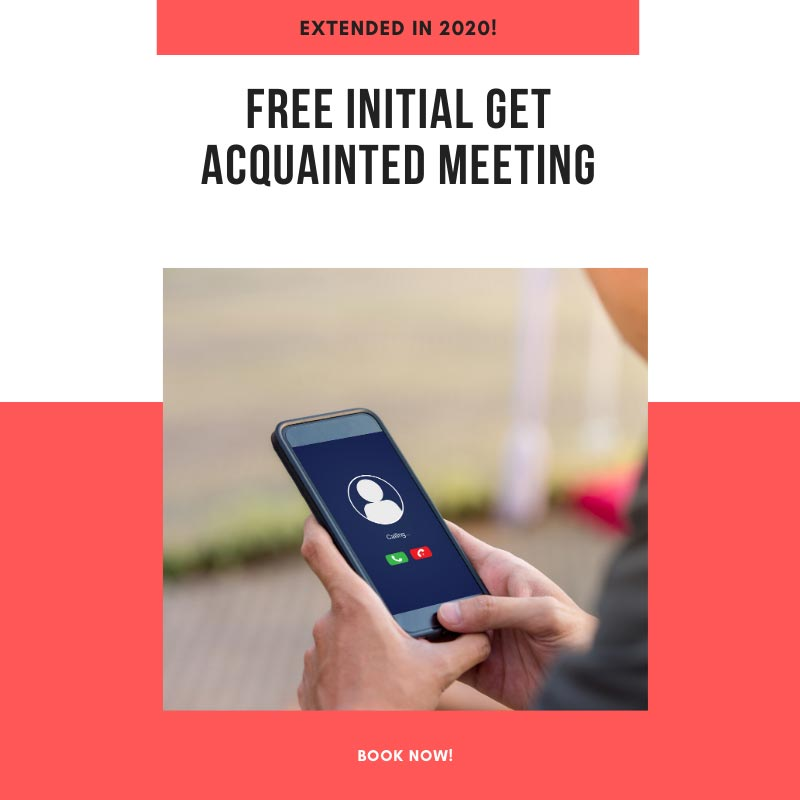 Free get acquainted meeting
