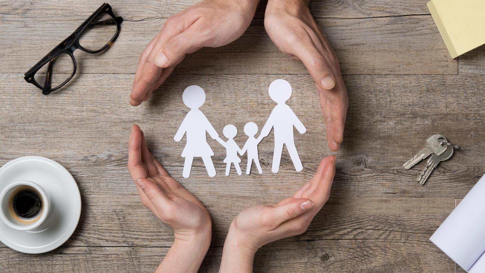 Family cutout